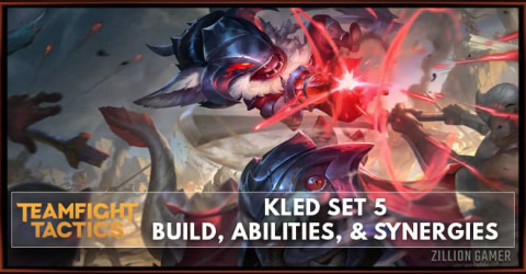 Kled TFT Set 5 Build, Abilities, & Synergies