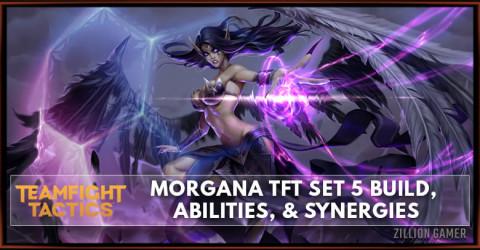 Morgana TFT Set 5 Build, Abilities, & Synergies