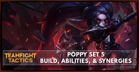 Poppy TFT Set 5 Build, Abilities, & Synergies