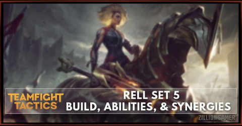 Rell TFT Set 5 Build, Abilities, & Synergies