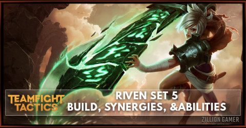 Riven TFT Set 5 Build, Abilities, & Synergies