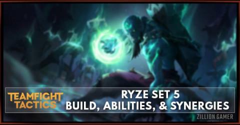 Ryze TFT Set 5 Build, Abilities, & Synergies