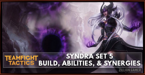Syndra TFT Set 5 Build, Abilities, & Synergies