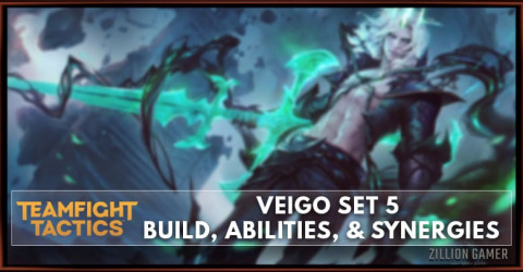 Viego TFT Set 5 Build, Abilities, & Synergies