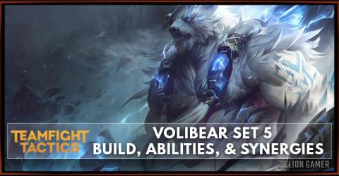 Volibear TFT Set 5 Build, Abilities, & Synergies