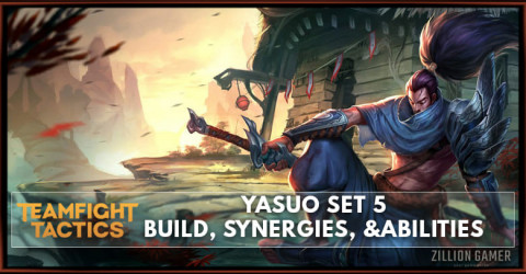 Yasuo TFT Set 5 Build, Abilities, & Synergies