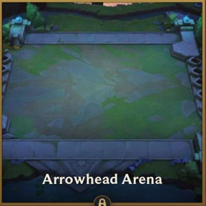 TFT Mobile Arena Skin Arrowheand Arena - zilliongamer