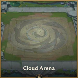 TFT Mobile Arena Skin Cloud Arena - zilliongamer