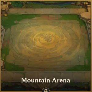 TFT Mobile Arena Skin Mountain Arena - zilliongamer