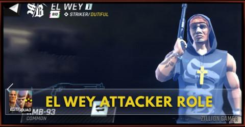 Tom Clancy's Elite Squad | El Wey