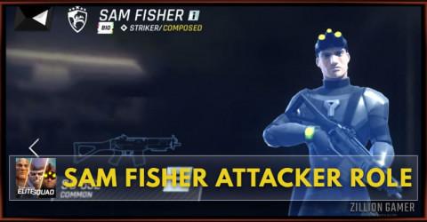 Tom Clancy's Elite Squad | Sam Fisher
