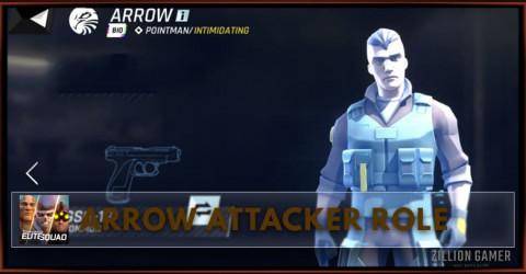 Tom Clancy's: Elite Squad | Arrow