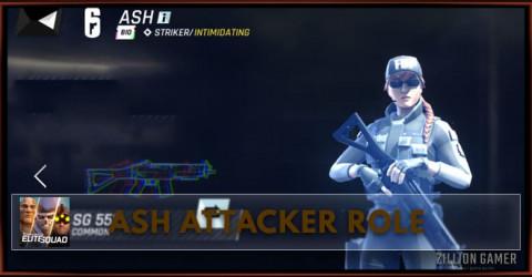 Tom Clancy's: Elite Squad | Ash