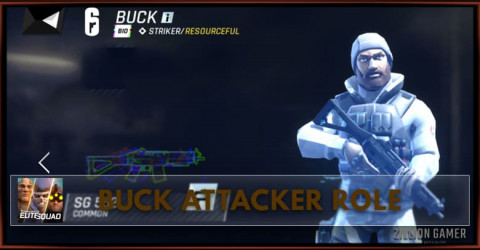 Tom Clancy's: Elite Squad | Buck