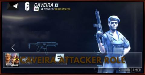 Tom Clancy's : Elite Squad | Caveira
