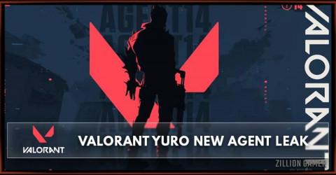 Valorant Yoru New Agent's 14 Leak