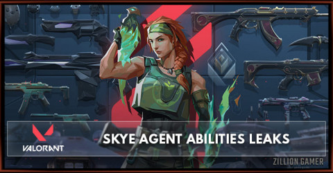 Valorant ACT 3 Skye Agent Abilities Leaks