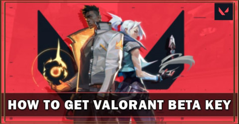How to get Valorant Key to play Beta version