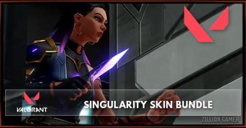 Valorant Singularity Bundle Skin Revealed