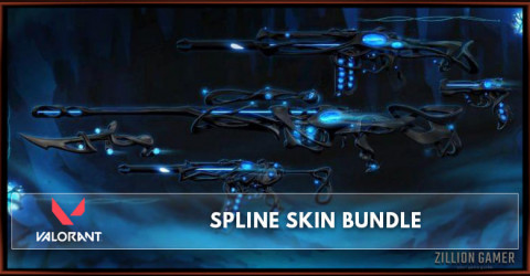 Valorant Spline Skin Bundle Leak