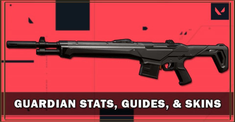 Guardian Stats, Guides, & Skins
