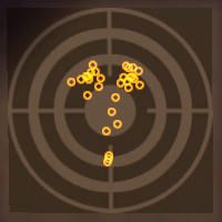 Phantom Valorant Spray Pattern (Scope in) - zilliongamer