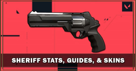Sheriff Stats, Guides, & Skins