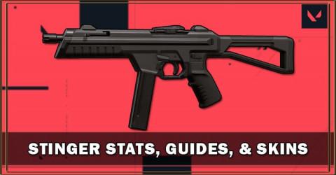 Stinger Stats, Guides, & Skins