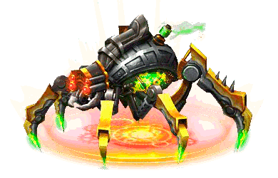 steam-spider