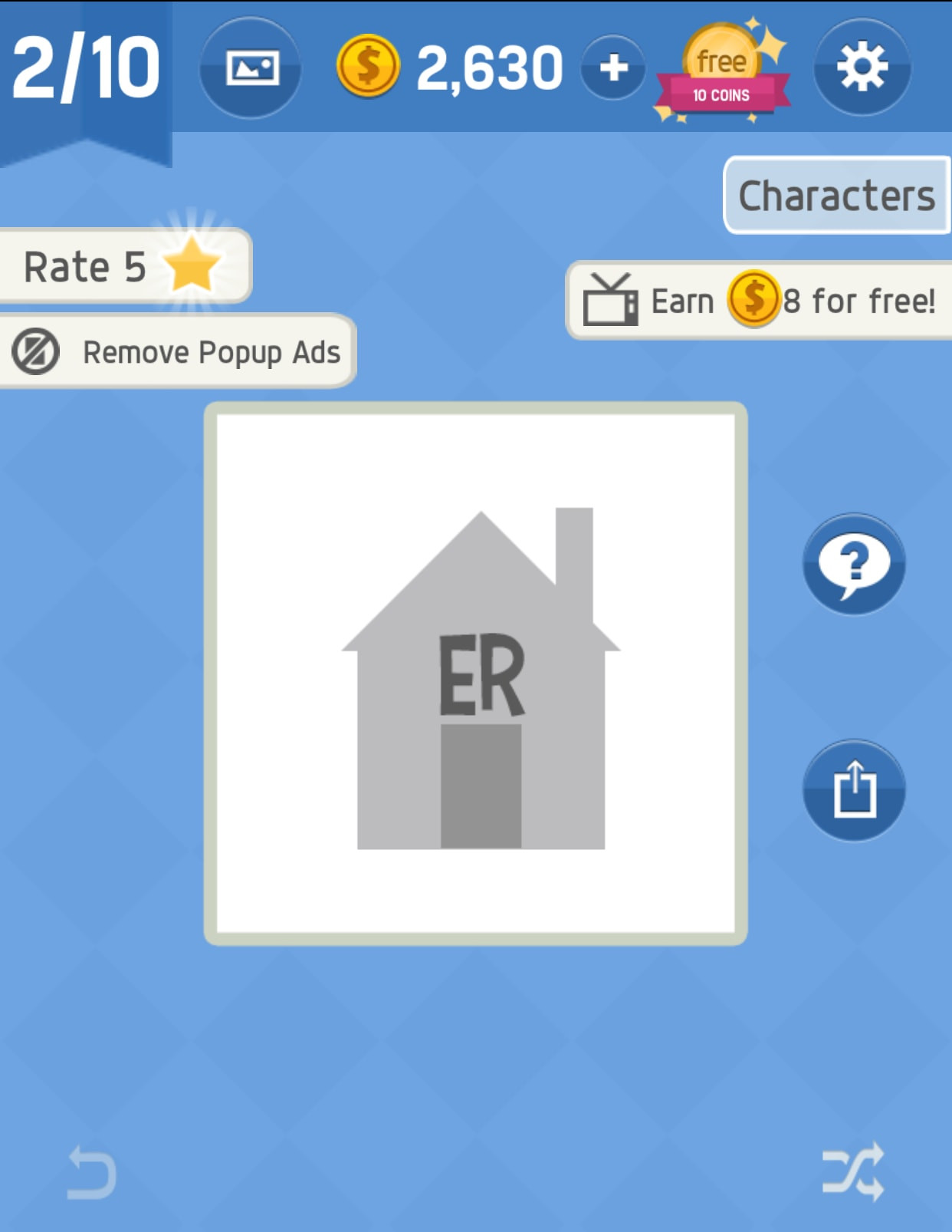 Characters Pack 1 Level 2 Answer in Word tricky - zilliongamer your game guide