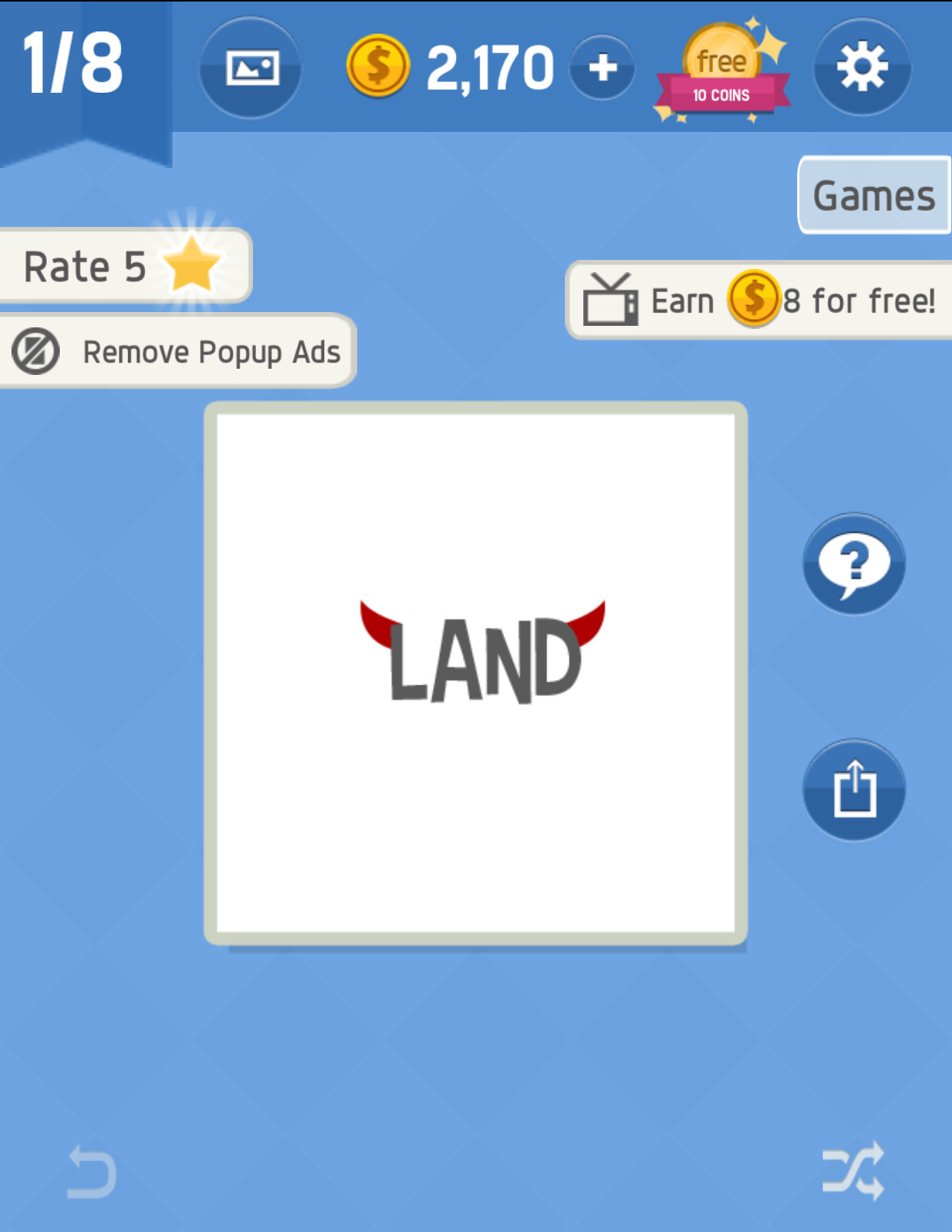 Game Pack 3 level 1 Answer in Word tricky - zilliongamer your game guide