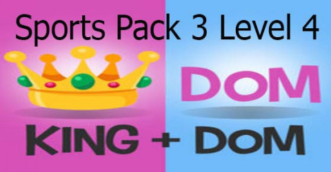 S pack 3 level 4