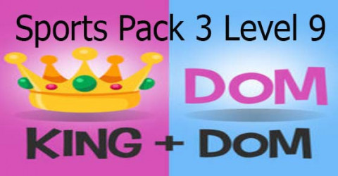 S pack 3 level 9